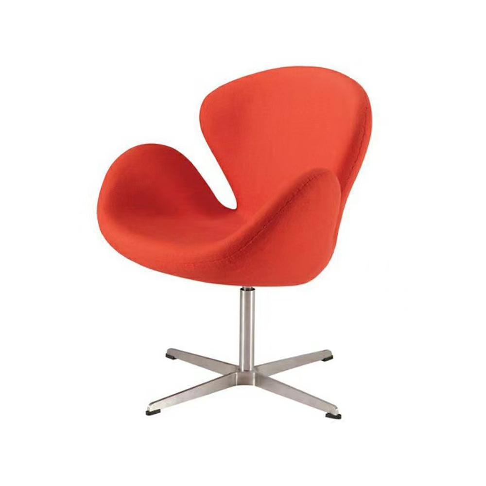 XXY-111 时尚天鹅椅休闲洽谈靠背椅