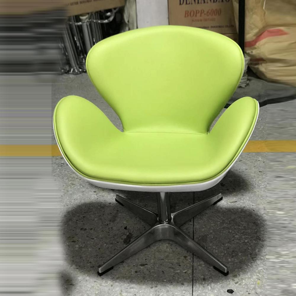 XXY-112 现代简约天鹅椅单人沙发椅