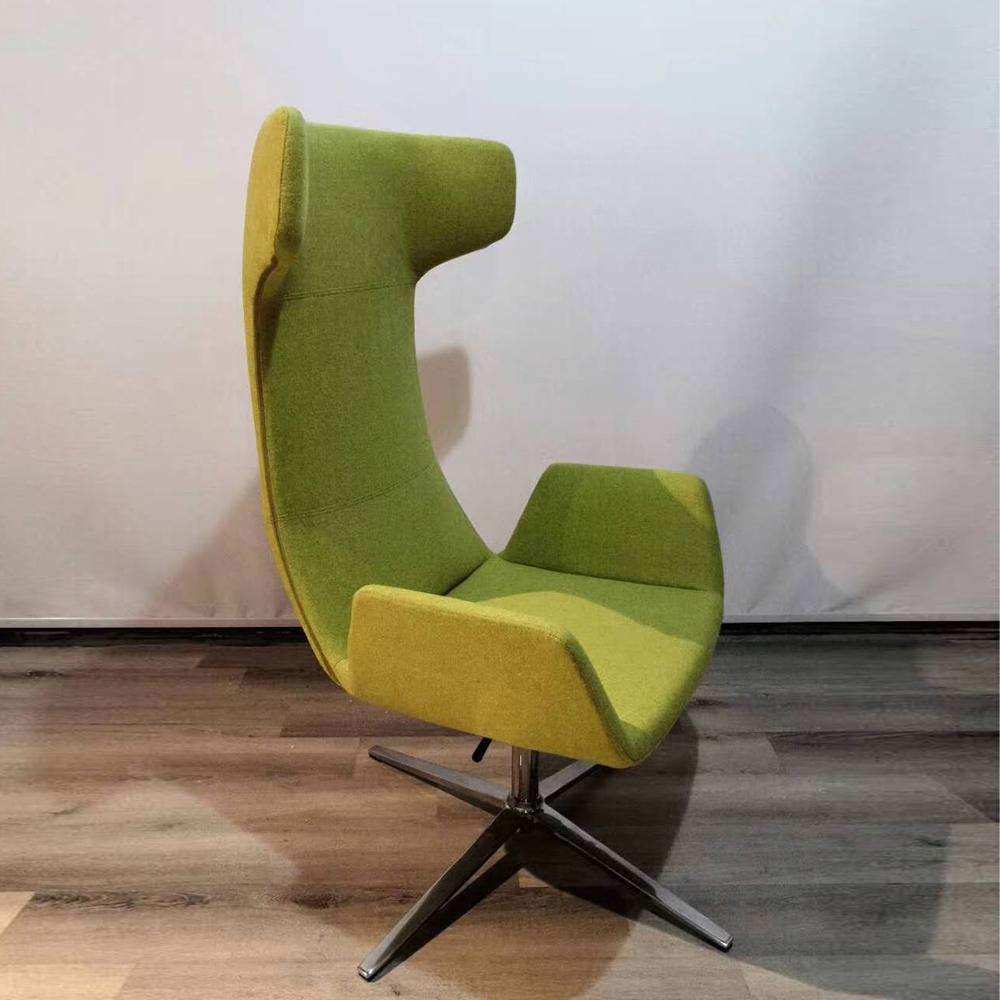 XXY-113 休闲布艺椅创意椅