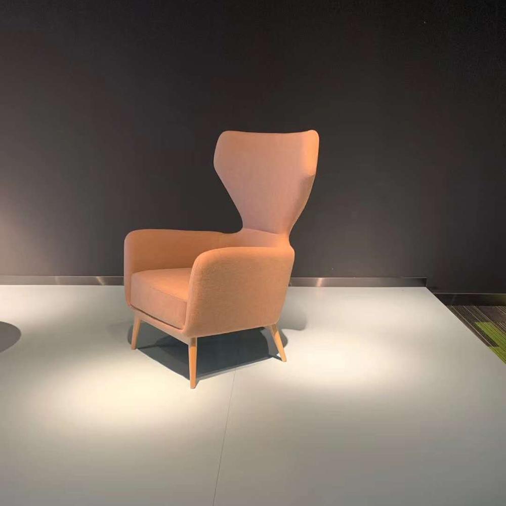 XXY-117  北欧创意单人沙发椅