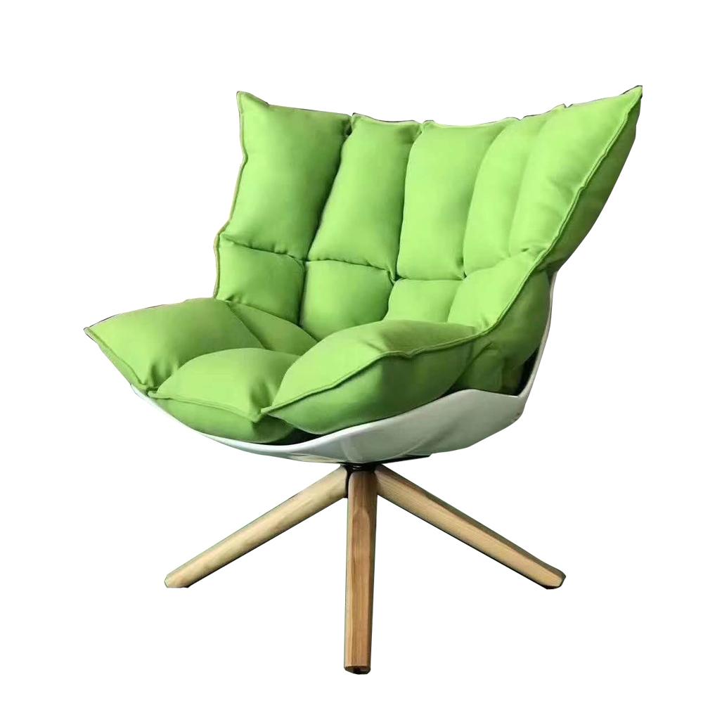 XXY-119 北欧单人软包休闲椅