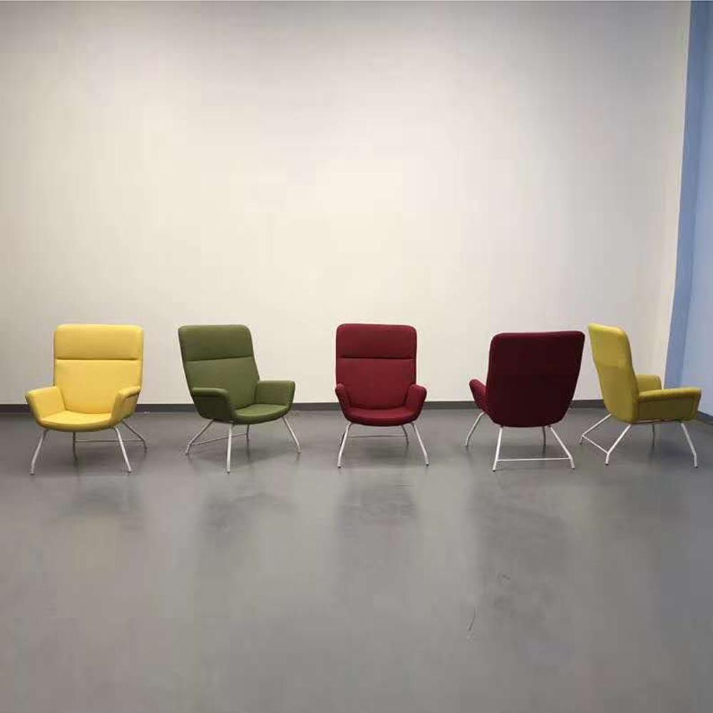 XXY-125 洽谈椅创意单人休闲椅