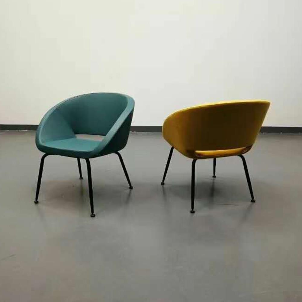 XXY-126 低价直销洽谈椅创意单人休闲椅