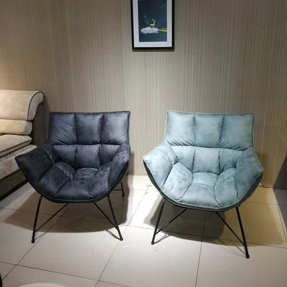 XXY-127 会所洽谈休闲椅舒适单人椅