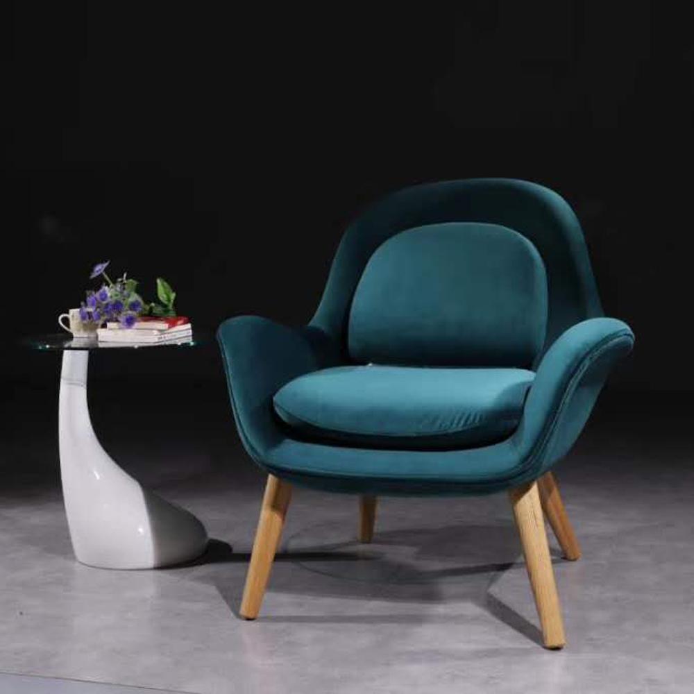 XXY-128 北欧风格休闲沙发椅