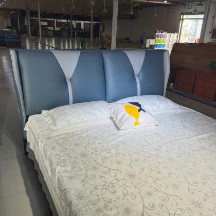016#布艺软床
