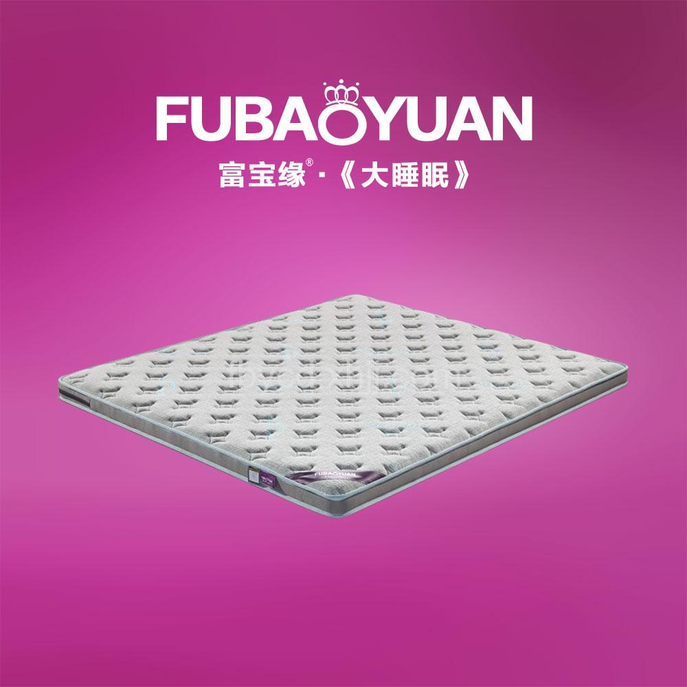导电面料环保棕加乳胶棉床垫 F2-10亿姿