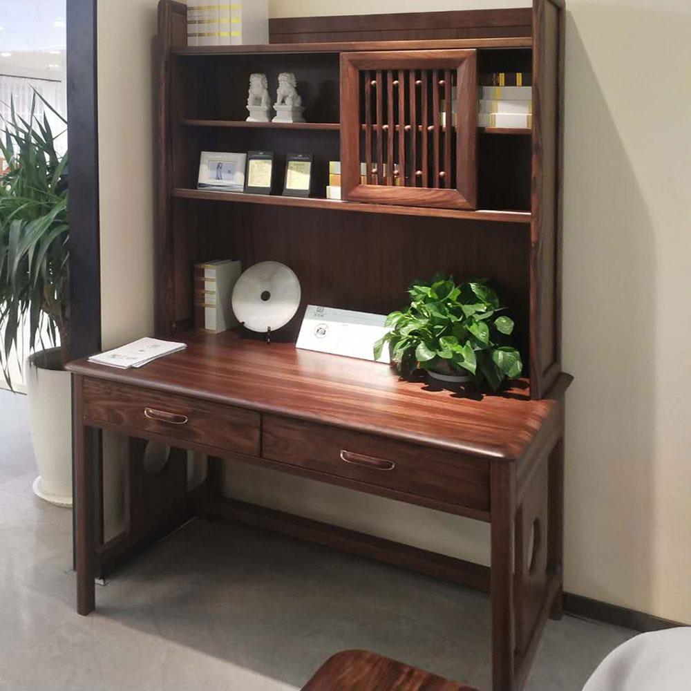 SZ-103 轻奢实木学习桌