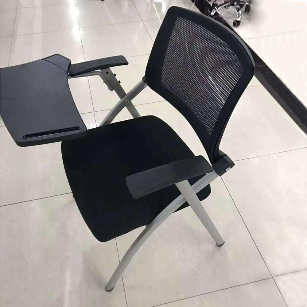 PXY-111  黑色办公椅带写字板