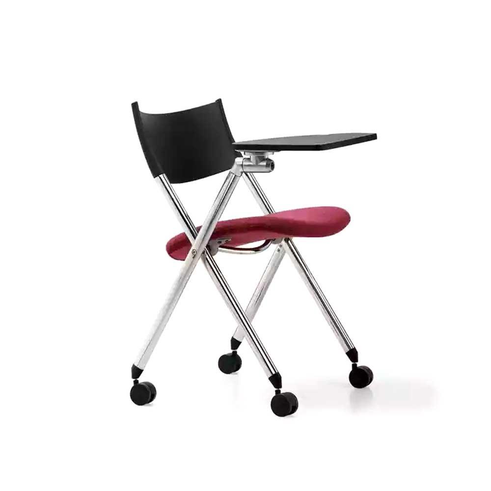 PXY-143 培训椅带写字