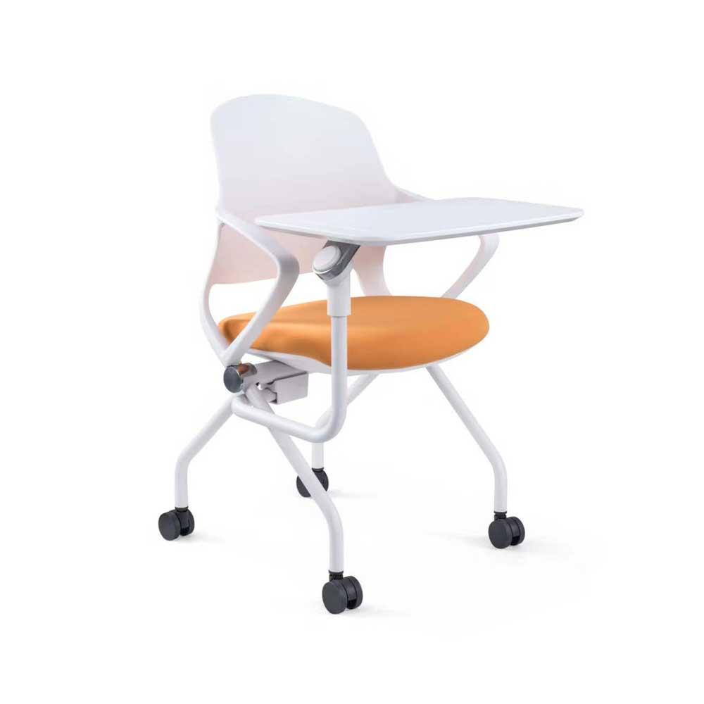 PXY-145 培训椅带写字