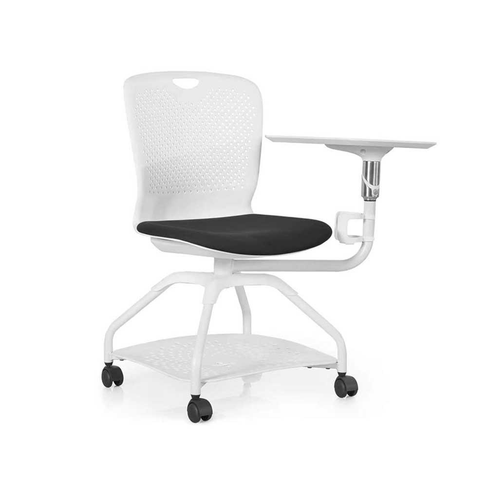 PXY-164  带桌板培训椅