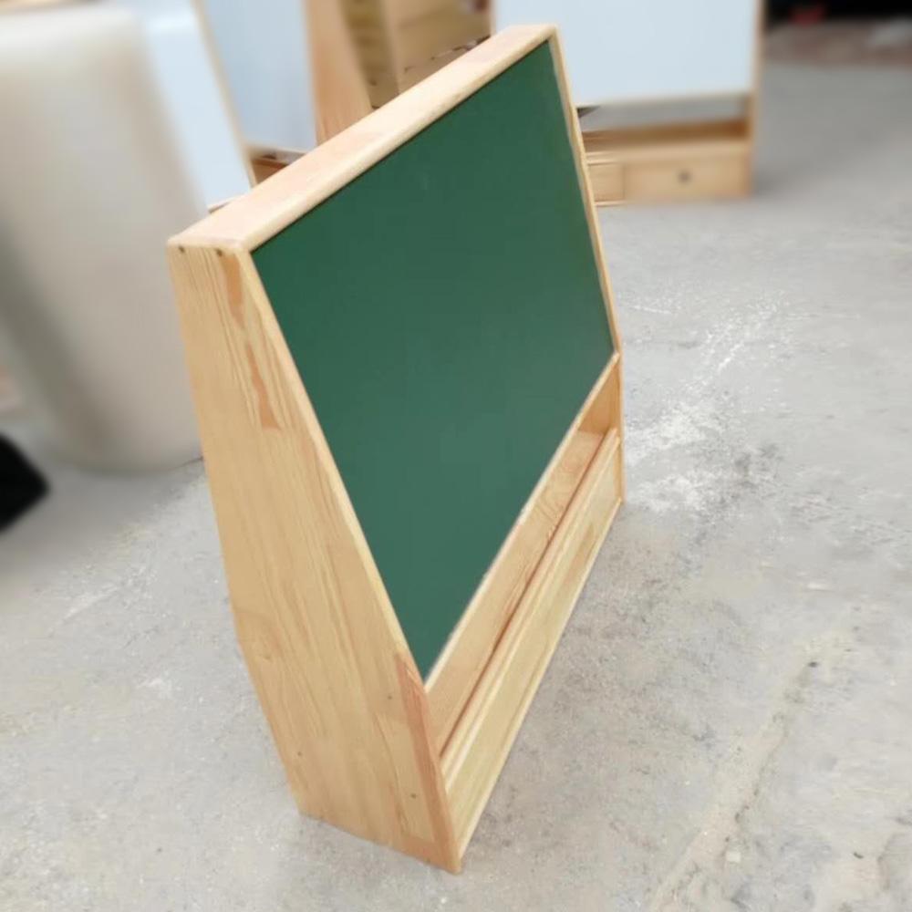 YEY-02  厂家直销幼儿园双面黑板柜