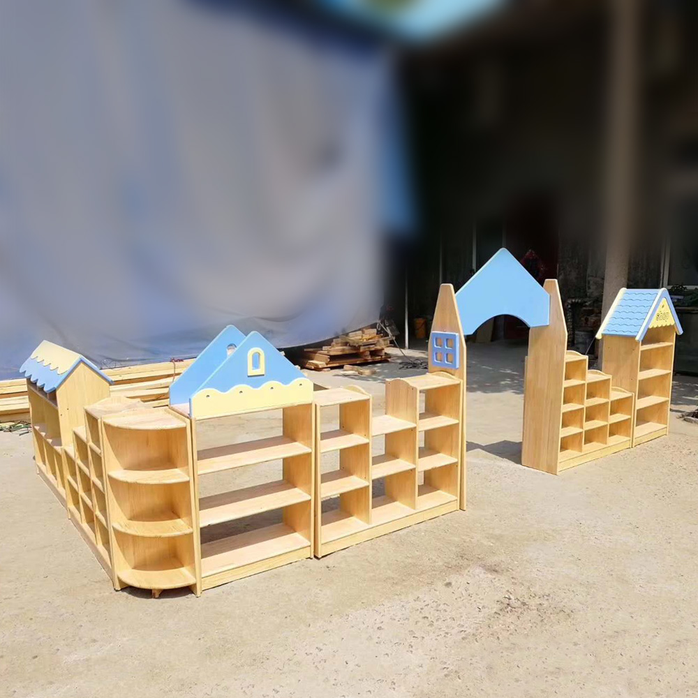 YEY-04 幼儿园组合柜儿童玩具柜