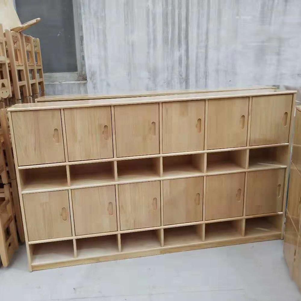 YEY-15 幼儿园书包衣物收纳柜