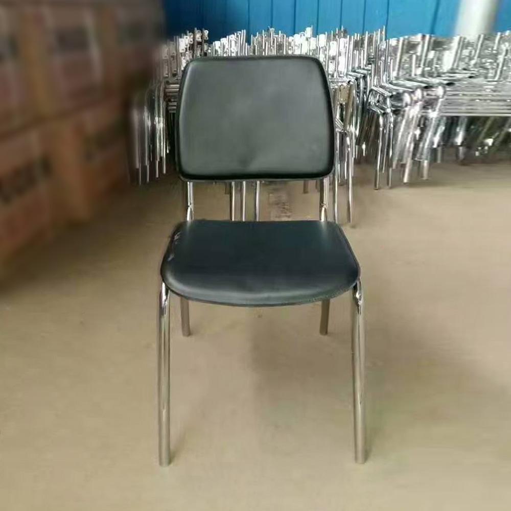 BGY-411 厂家采购职员办公椅弓形椅