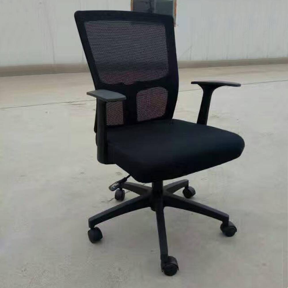 BGY-418 滑轮网布升降办公椅
