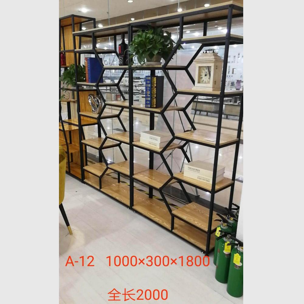 A-12 铁艺置物架装饰架