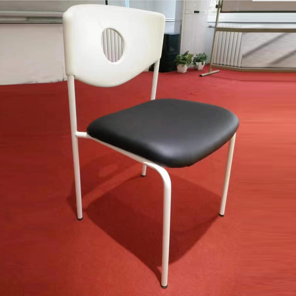 SLY-603 简易塑料办公椅