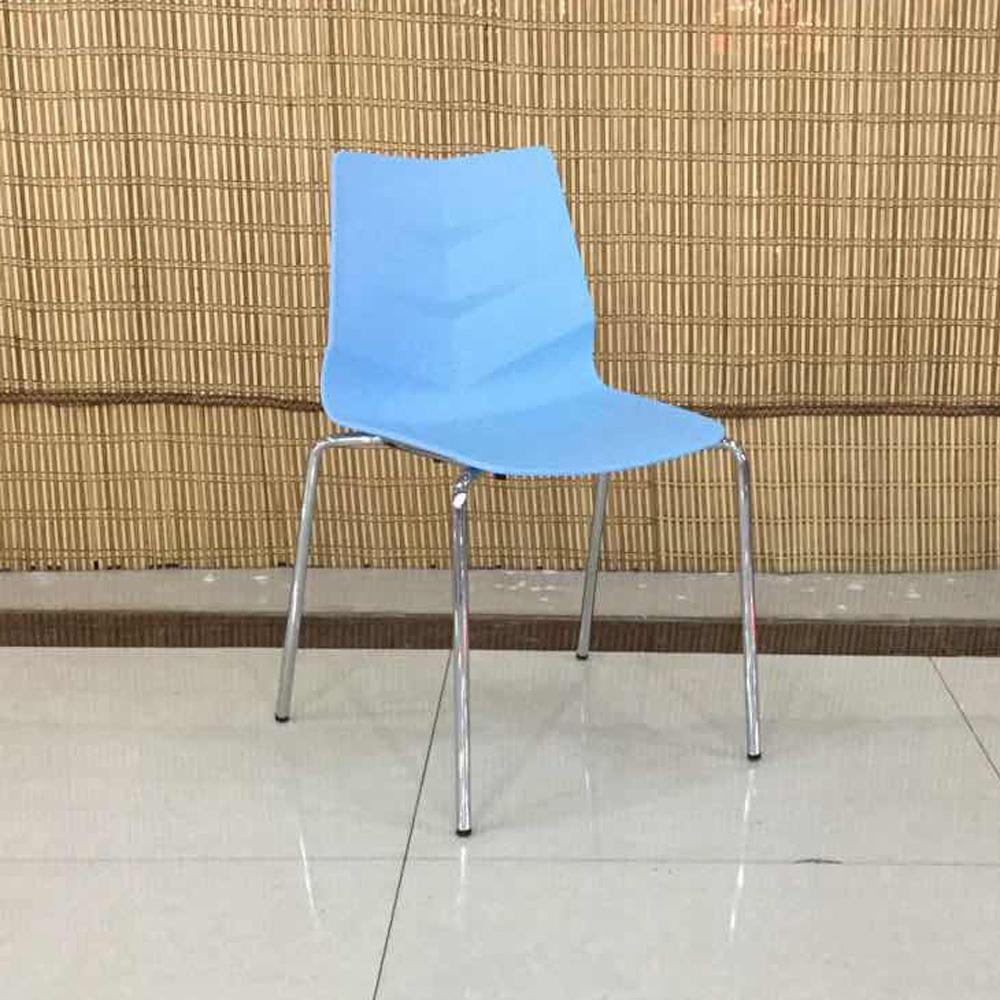 SLY-614 塑料会议椅办公椅厂家