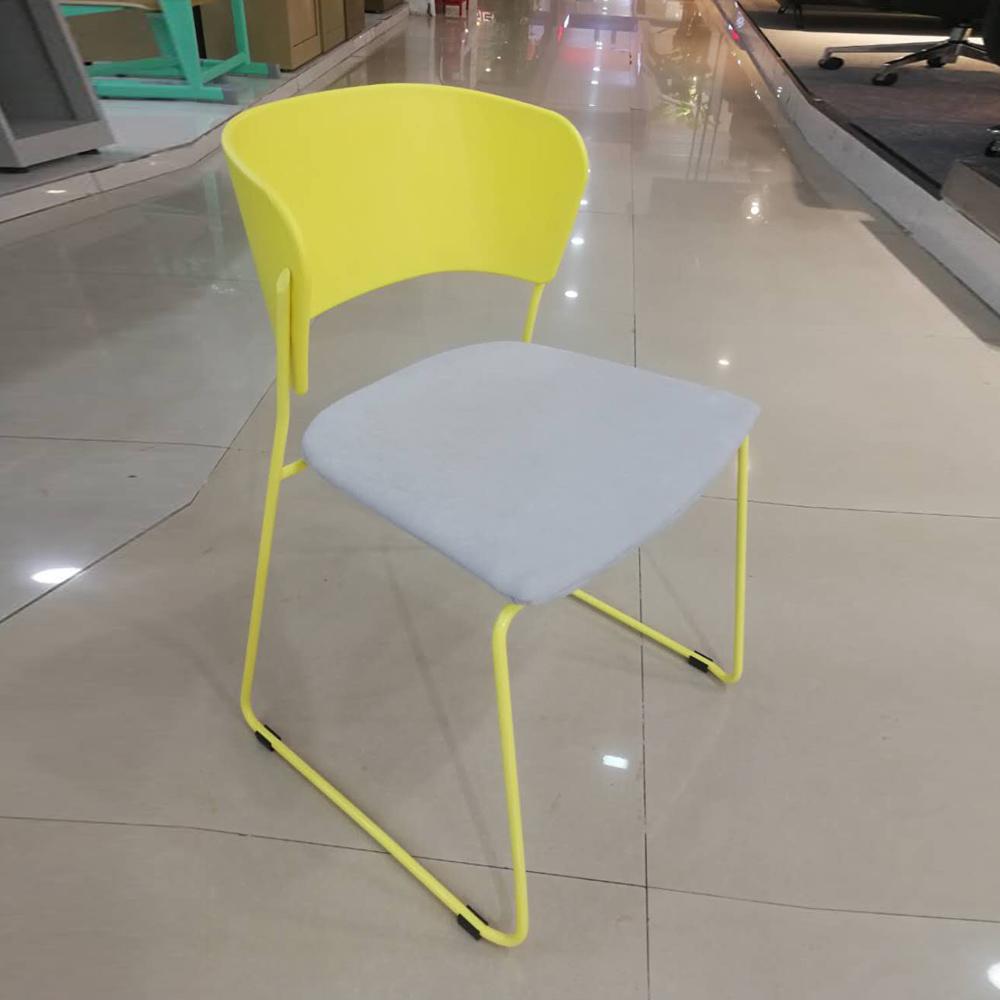 SLY-619 个性弓形职员塑料办公椅