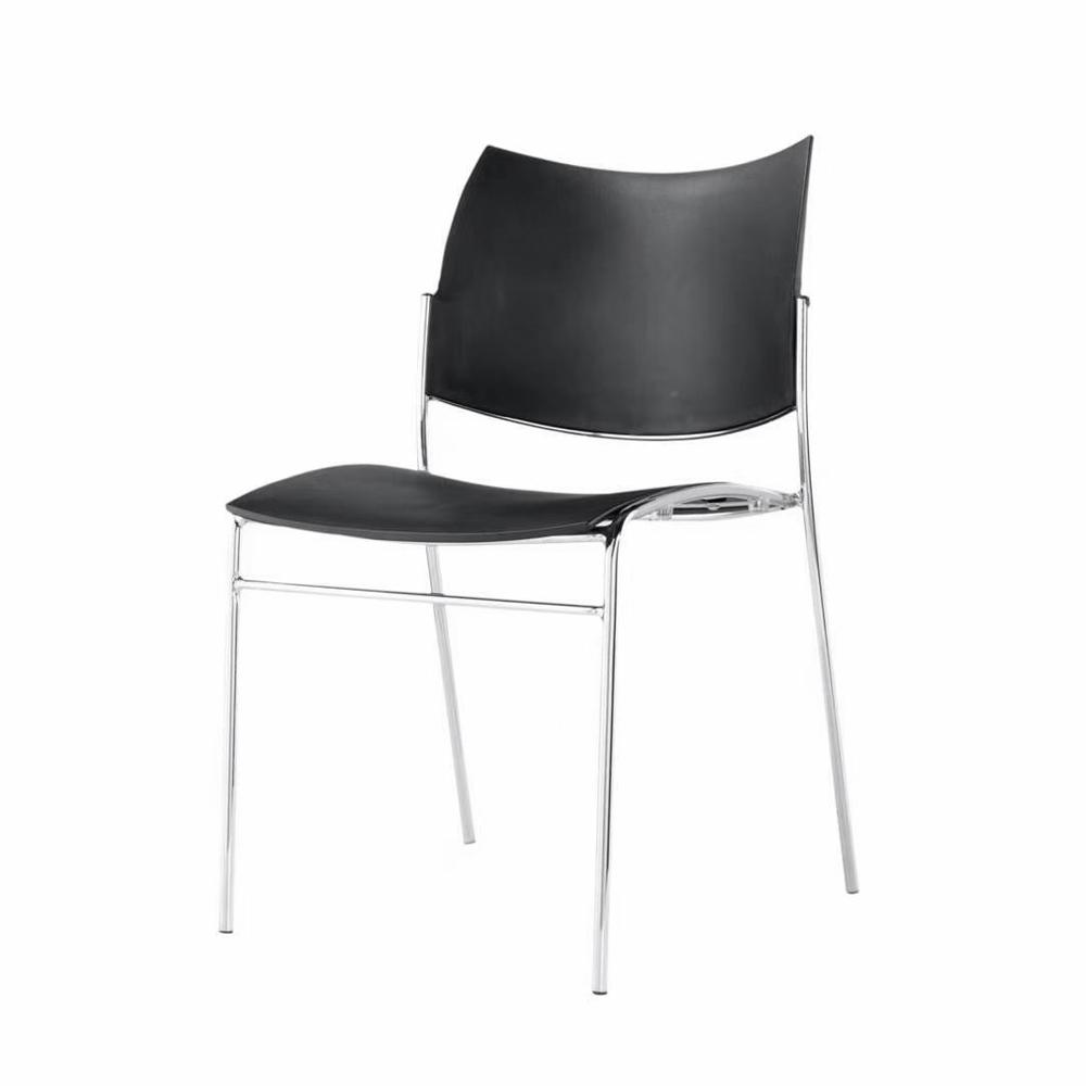 SLY-627 现代塑料靠背椅办公椅