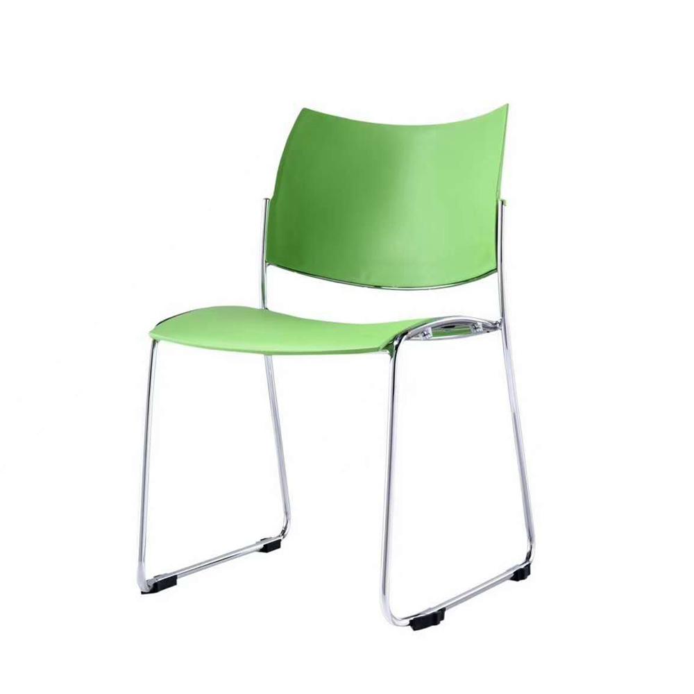 SLY-628 个性现代塑料靠背椅办公椅