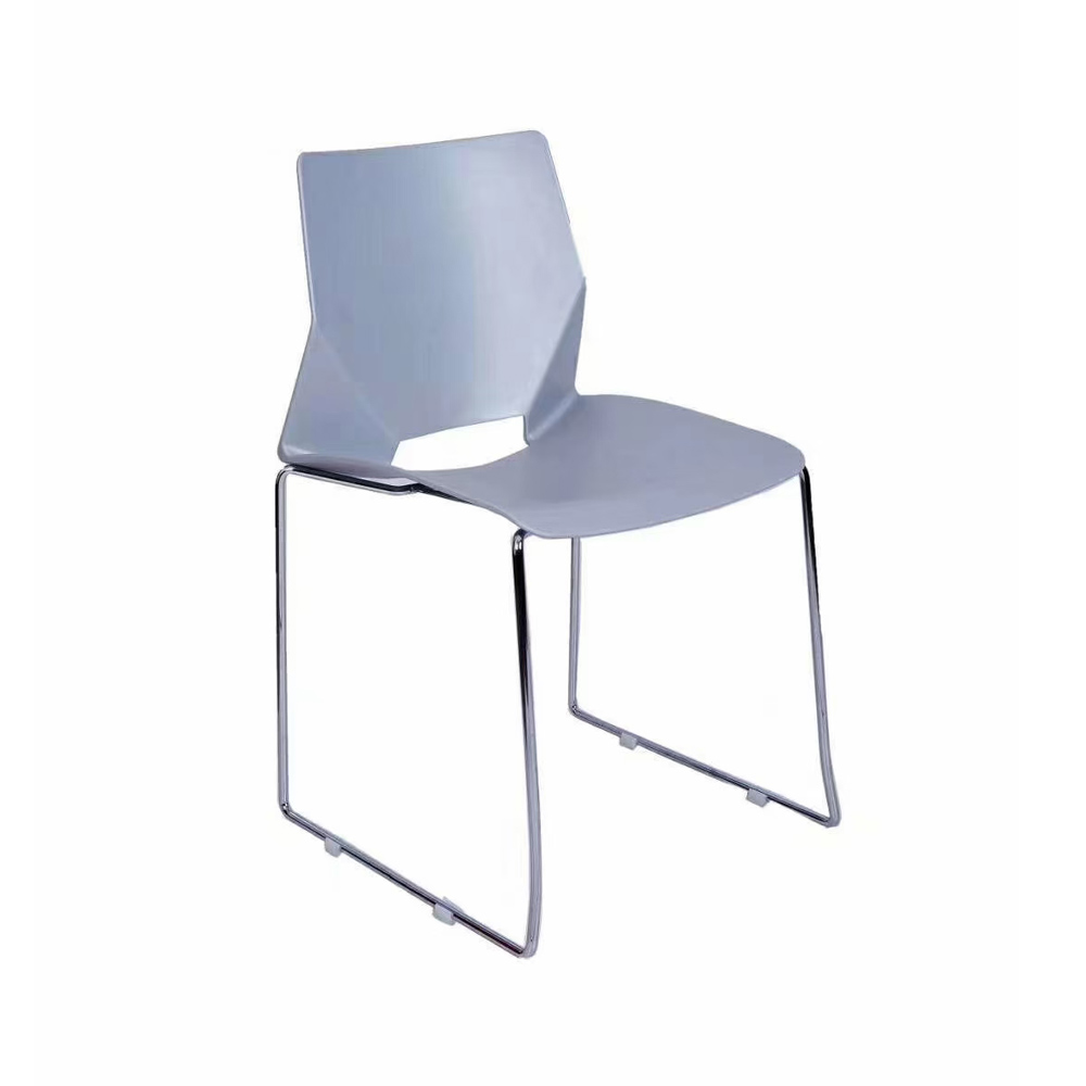 SLY-629 批发个性塑料靠背椅办公椅