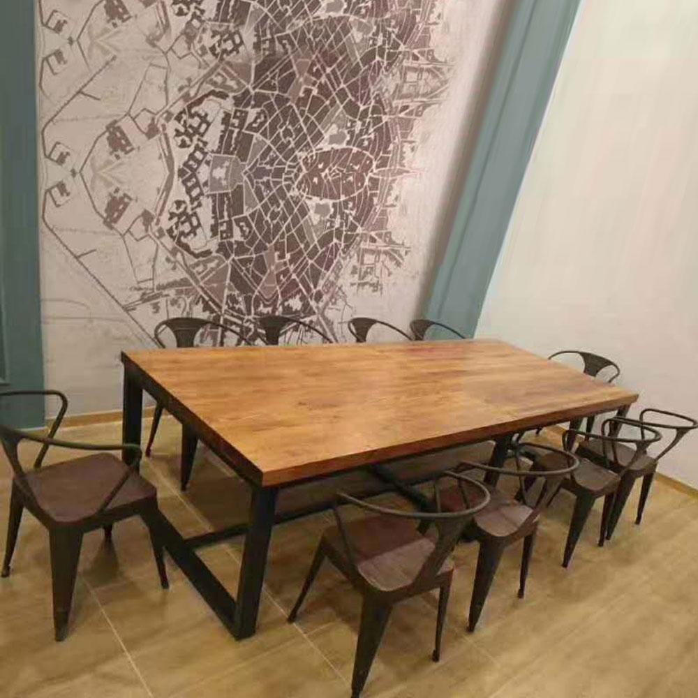 CZY-101 北欧实木餐桌