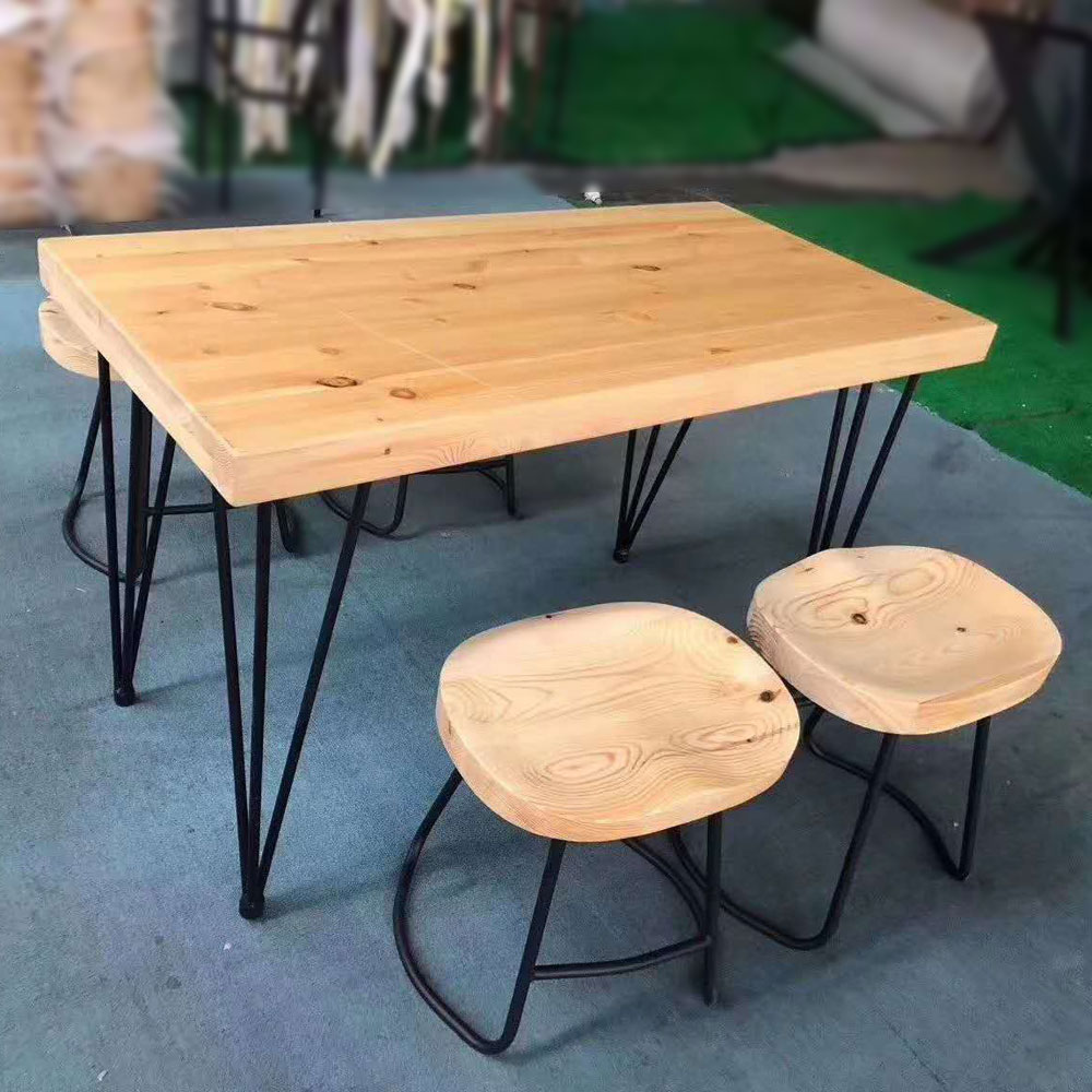 CZY-102 北欧实木餐桌