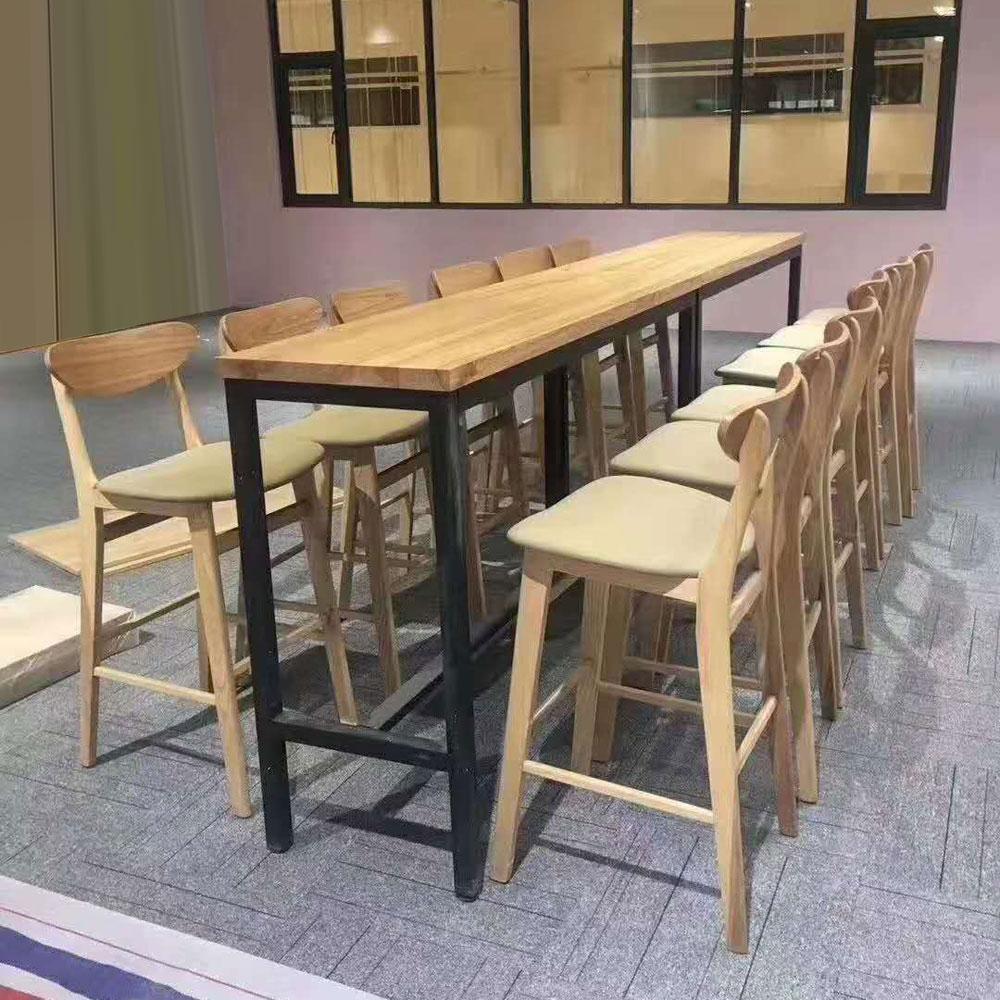 CZY-106  吧台高脚餐桌椅