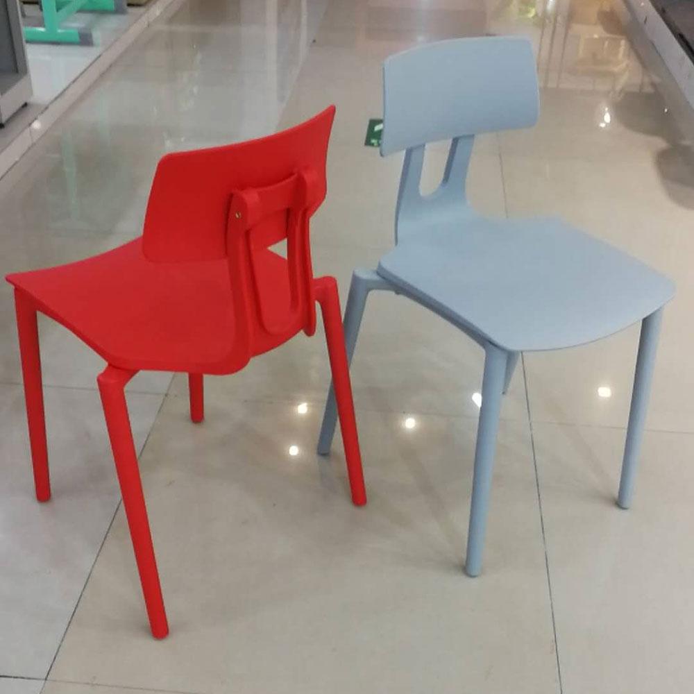 PPY-104#  塑料靠背椅