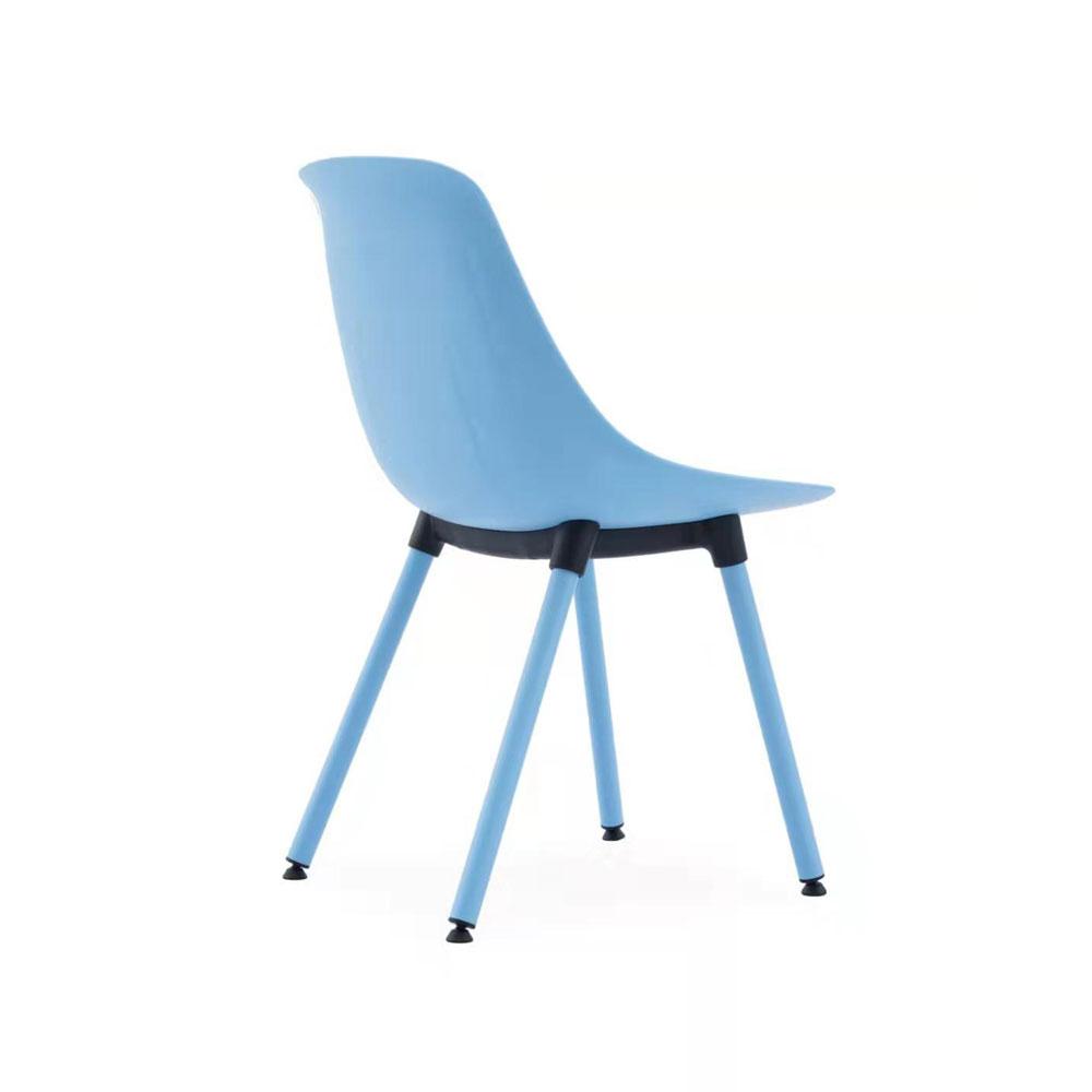 PPY-124# 塑料洽谈椅靠背椅