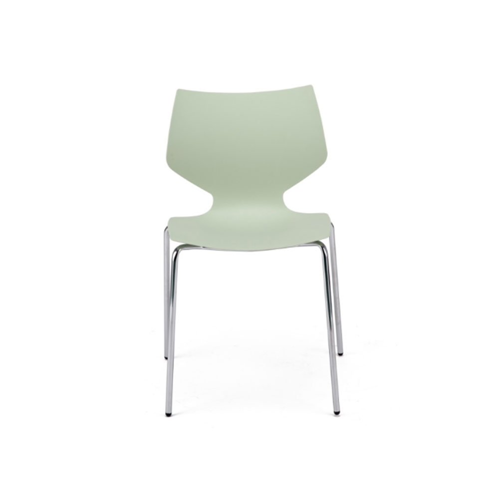 PPY-125# 塑料洽谈椅靠背椅