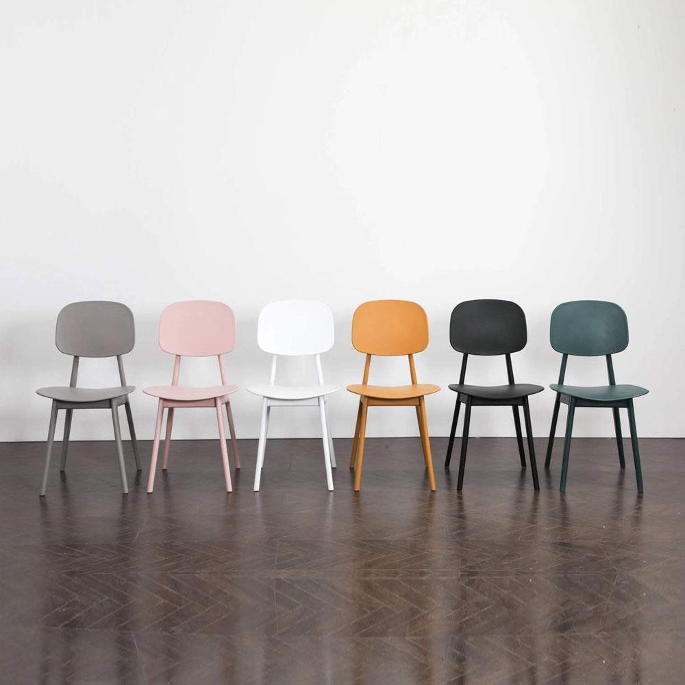 PPY-135# 家用休闲椅带靠背凳子
