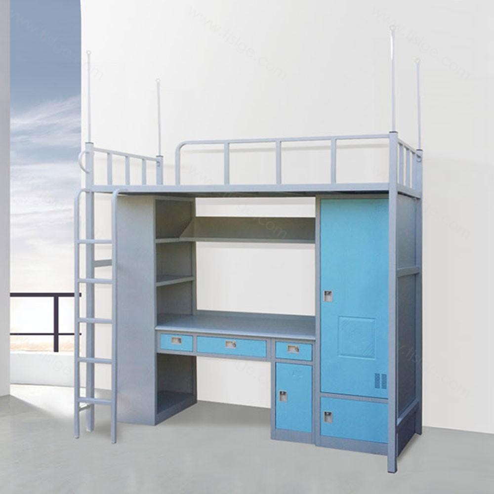 GE-GYC-05 钢制书桌上