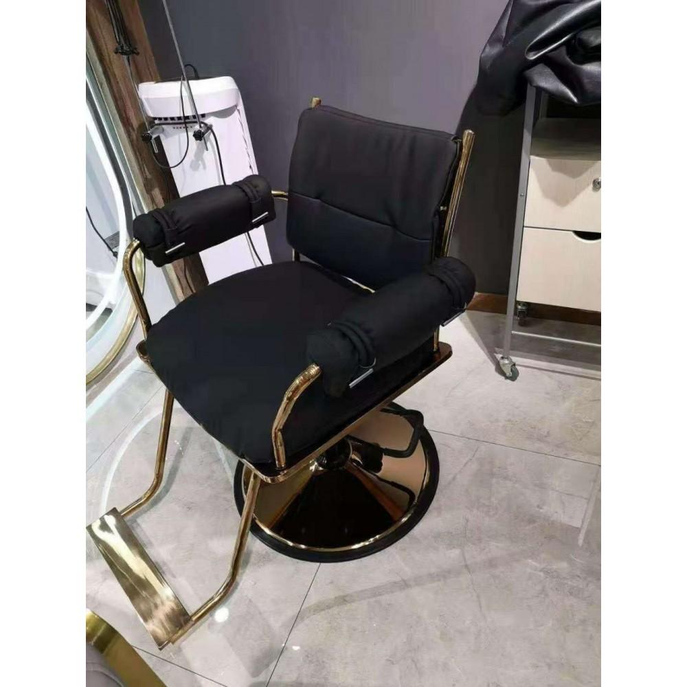 理发店椅子发廊专用剪发椅子可升降简约