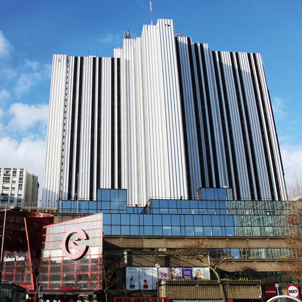 天津长安商厦