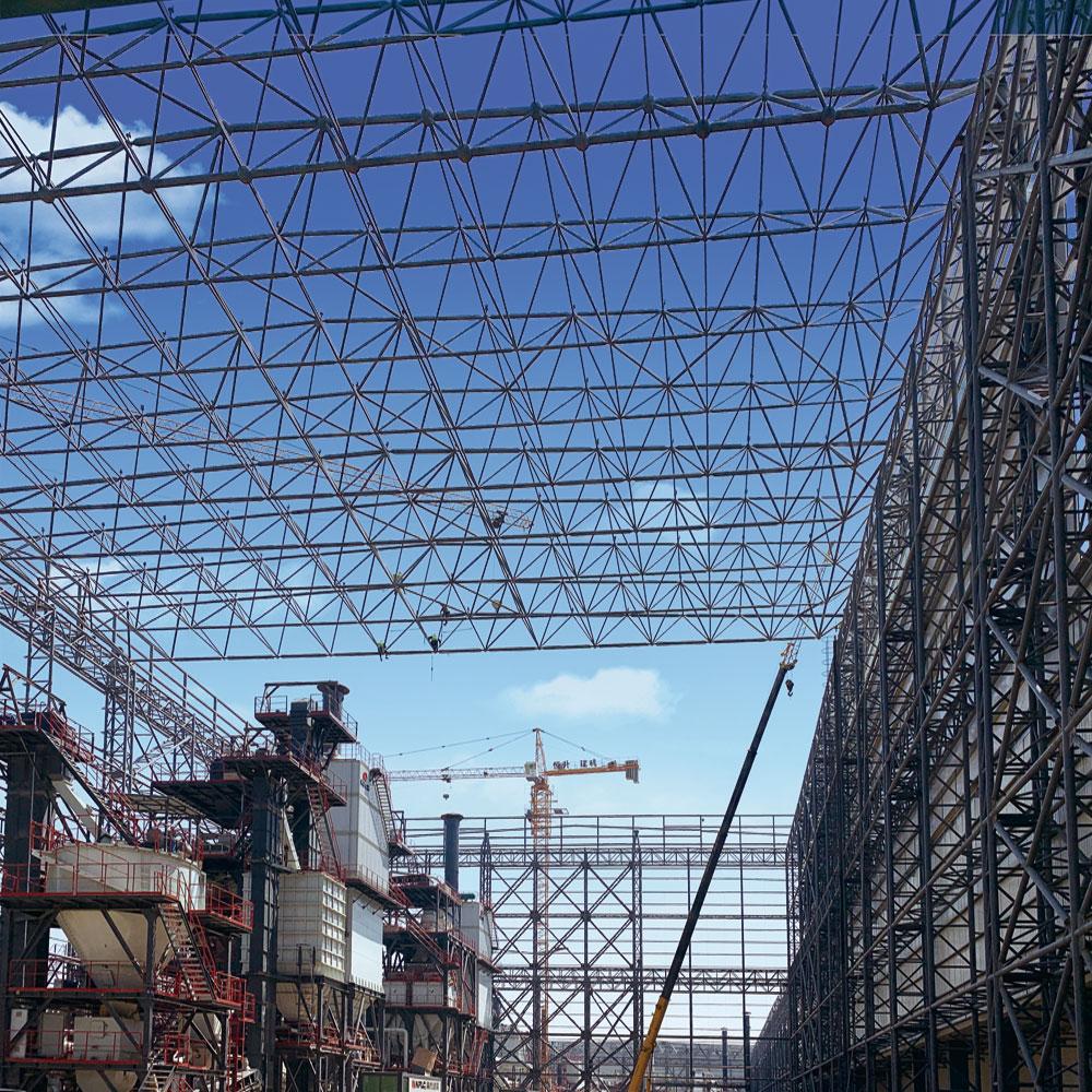 山东菏泽建筑垃圾资源再生循环经济园区