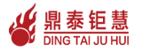 北京鼎泰钢结构防火涂料logo