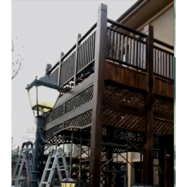 布卢斯户外家具实际安装案例展示 (106播放)