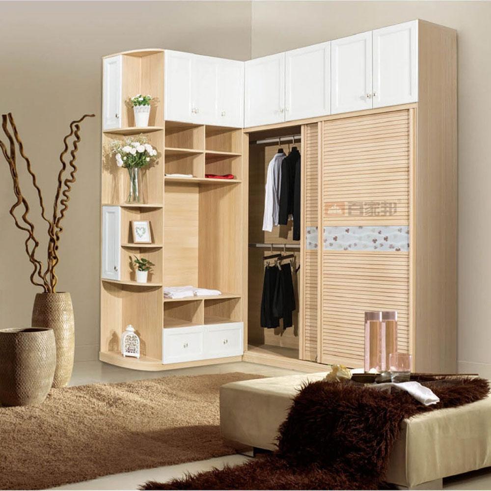 YG-09# 大户型卧室衣柜