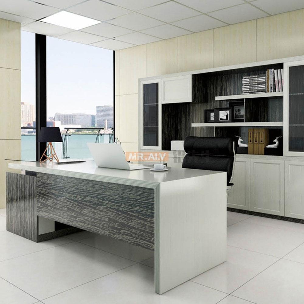 BGJJ-07# 全铝经理办公桌