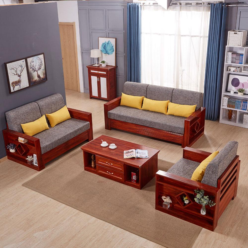 SF-03# 全铝组合布艺沙发