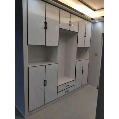 北京顺义全铝家具 全铝门厅柜厂家直销