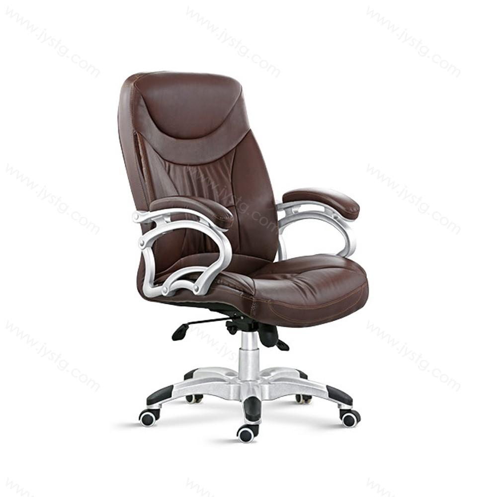 皮质电脑椅 BGY-24#