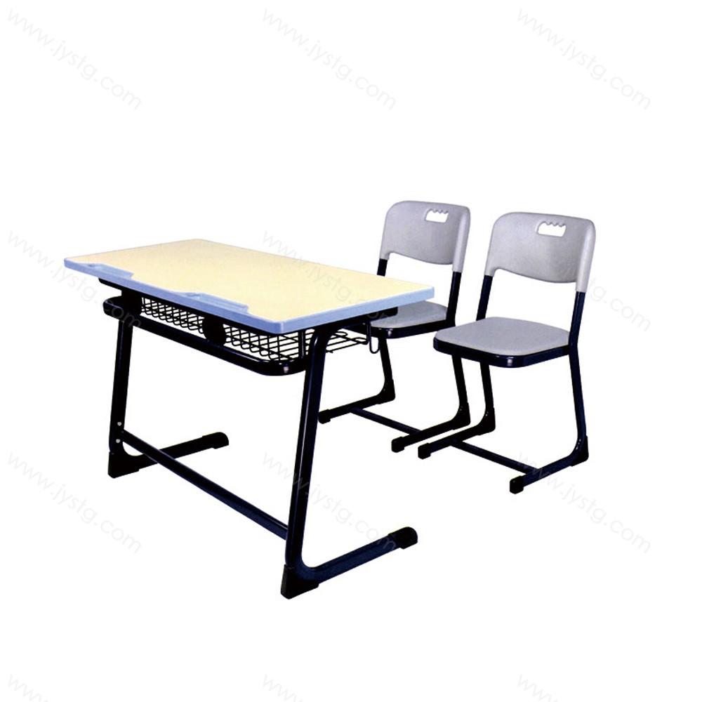 双人课桌椅组合KZY-08#