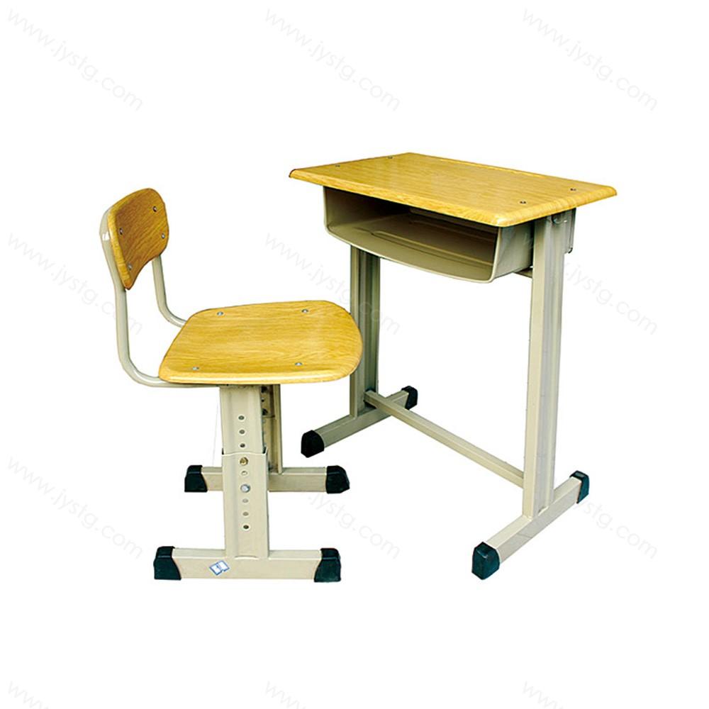 单人升降课桌椅组合KZY-10#