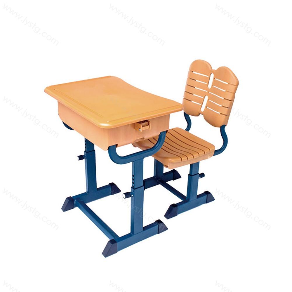 学校单人升降课桌椅KZY-15#