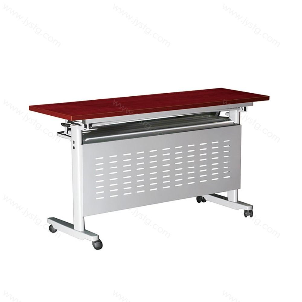 钢制职员桌阅览桌YLZ-04#